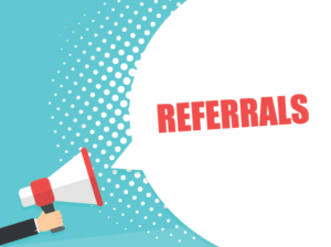 Referral-training for Insurance Agents